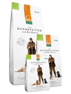 Bio Trockenfutter Defu Adult 12.5 Kilo